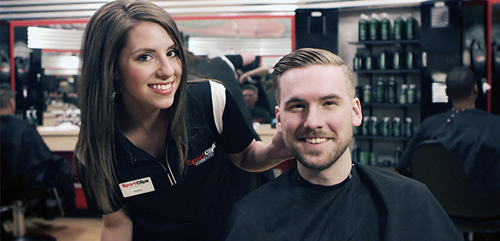Sport Clips Haircuts of Colleyville/Euless Haircuts